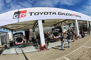 WRC Actualités Les trois pilotes M-Sport intéressent Toyota