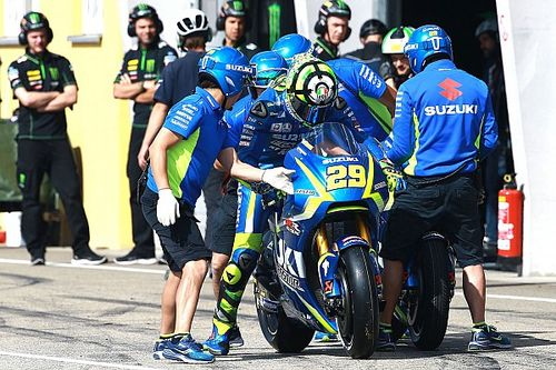 El cambio de moto divide a la parrilla de MotoGP