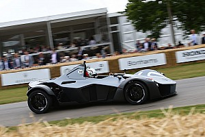 Automotive Breaking news BAC Mono takes Goodwood FOS win over Caterham and Radical
