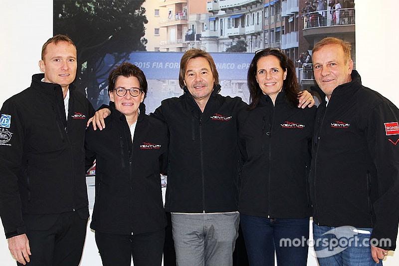 Ellen Lohr wird Marketing-Chefin bei Venturi in der Formel E