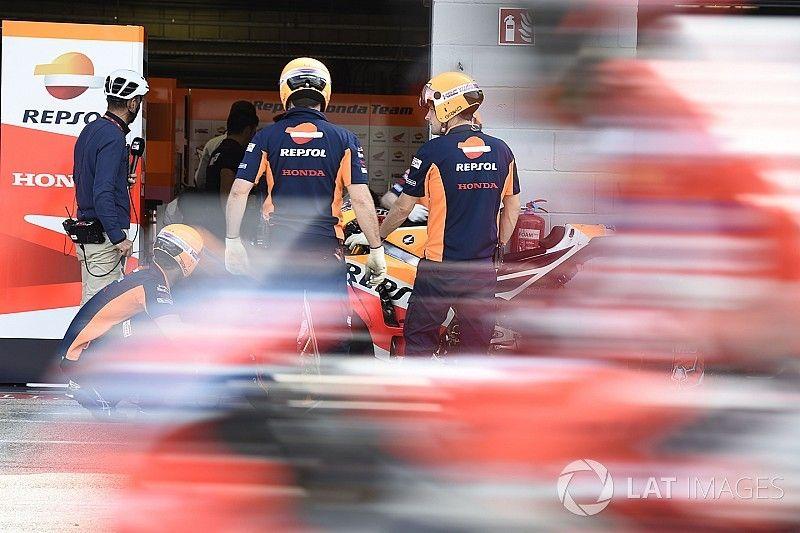 Honda: erano dieci anni che non rompeva un motore in MotoGP