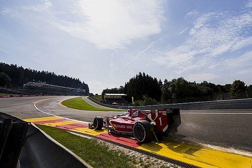 Spa F2: Leclerc, Rowland ile temasa rağmen kazandı