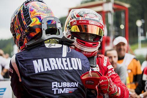 Леклера дисквалифицировали, Маркелов стал победителем гонки Ф2 в Спа