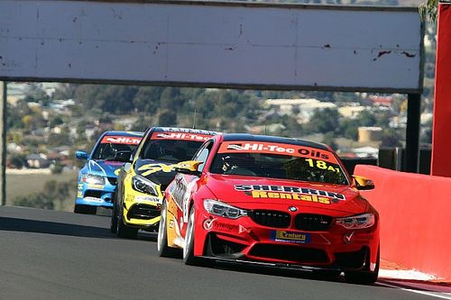 Bathurst 6 Hour: Sherrin Racing leads BMW 1-2 in Friday Practice