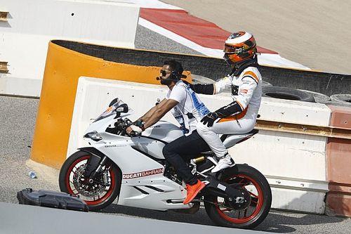 GP de Bahreïn - Les 25 meilleures photos de vendredi