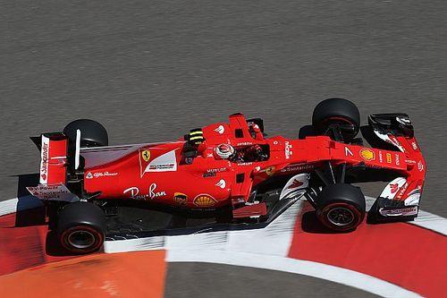 Raikkonen lamenta perda da pole na última volta