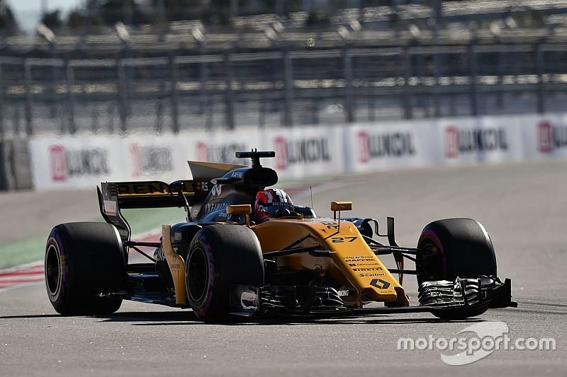【F1】ヒュルケンベルグ「アップデートに良い印象を感じられなかった」