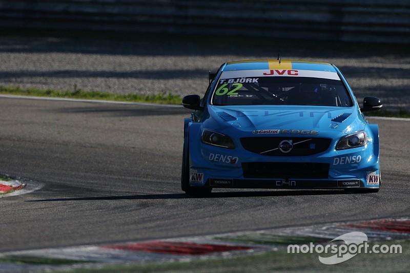 Бьорк принес Volvo первую победу в 2017 году