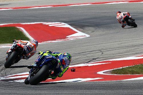 Rossi és Vinales eltérő véleményen a Yamaha új vázát illetően