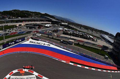Com recorde de Sochi, Vettel supera Mercedes; Massa é 7º