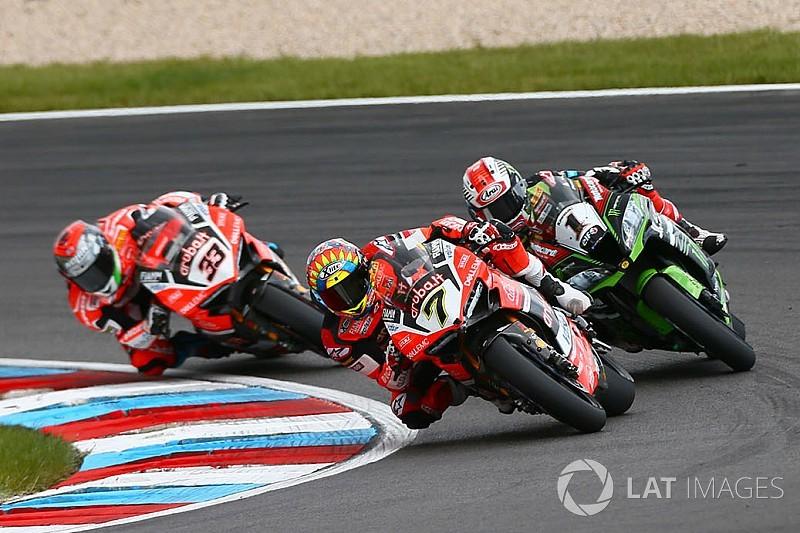 Fotogallery: la grande doppietta Ducati-Davies del Lausitzring