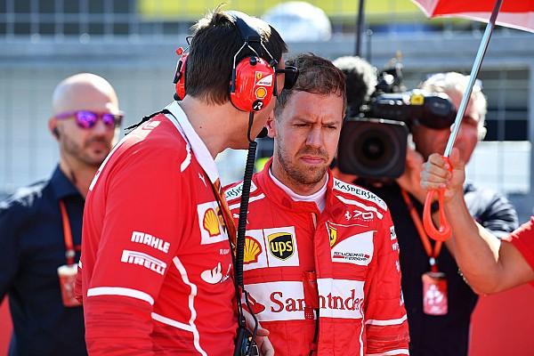 F1 突发新闻 维特尔:法拉利没时间做过度反应