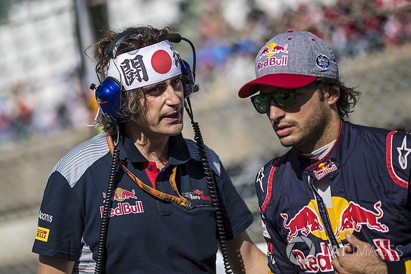 Toro Rosso: Sainz foi dado à Renault como compensação