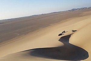 El Dakar del 40º aniversario prepara su roadbook