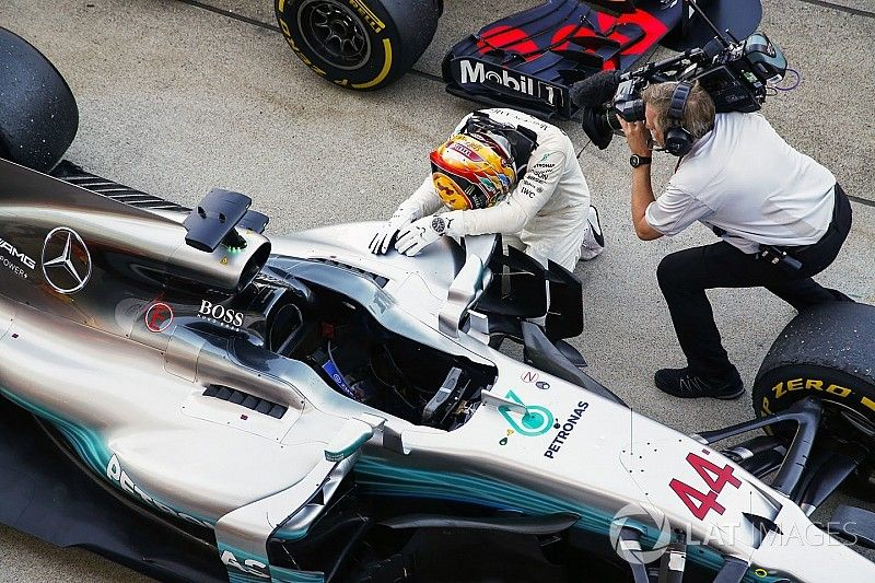Льюис обновляет рекорды. Интересная статистика Гран При Японии