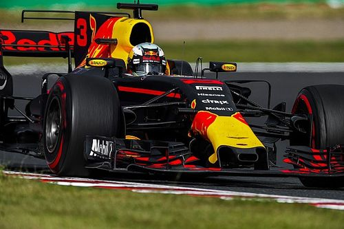 Red Bull can win US GP on merit, says Ricciardo