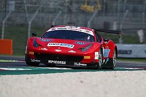 GT Italiano Intervista Niboli campione GT3 all'esordio:
