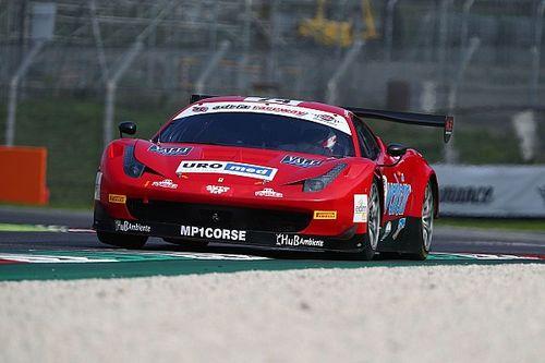 """Niboli campione GT3 all'esordio: """"Meglio di così non potevo desiderare"""""""