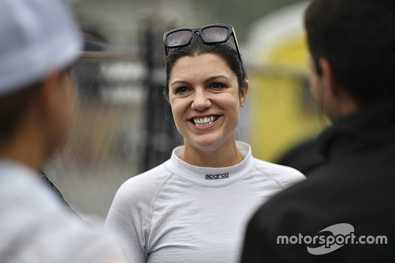 Katherine Legge to make NASCAR debut at Mid-Ohio