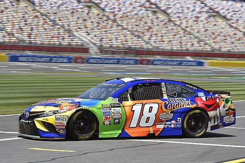 Kyle Busch ha vinto la All Star Race per la prima volta in carriera