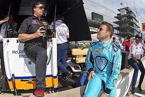 "Michael Andretti ""supports and respects"" Marco's career decision"