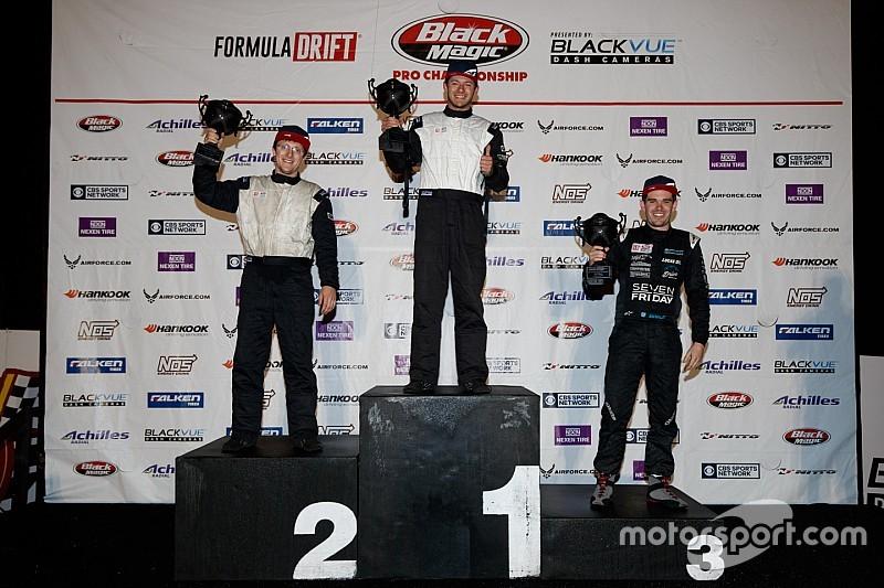 Formula DRIFT PRO 2 Round 2 Atlanta results