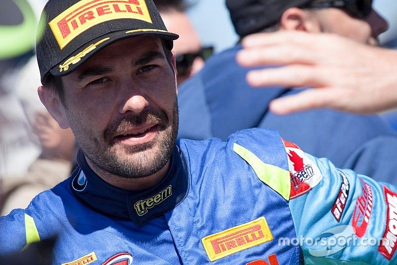 Nick Wittmer takes fourth place in PWC at Lime Rock