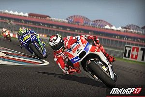 A los mandos del 'MotoGP17' para hacerse con un flamante BMW