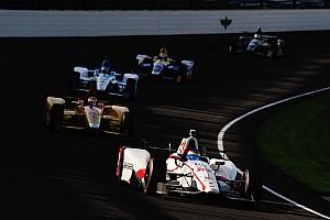 IndyCar Отчет о тренировке Дождь прервал пятничную тренировку «Инди 500»