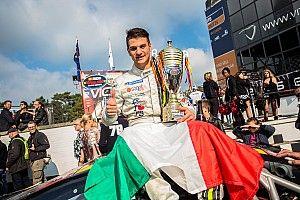 Gianmarco Ercoli intent on making his mark in Whelen Euro Series