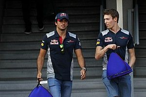 "Sainz: ""Estoy agradecido porque Marko eligiera a Kvyat en 2013"""