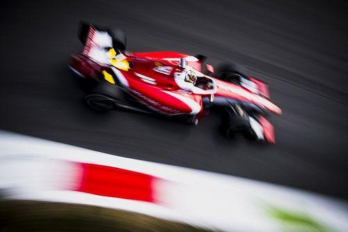 Latihan F2 Jerez: Leclerc tercepat, Gelael P12