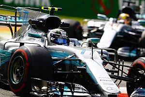 Combustion d'huile : Mercedes assure ne pas contourner la règle