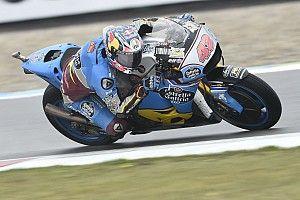 Flashback voor Miller in warm-up Dutch TT: snelste in de regen