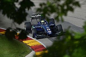 Road America Indy Lights: Claman De Melo claims first Lights win