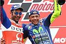 Петруччі: Россі зарано залишати MotoGP