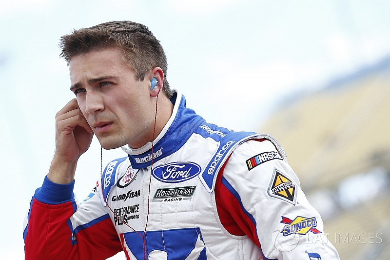 Majeski and Briscoe get their first laps at Bristol in Xfinity cars