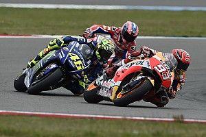 Márquez no confía en que la Honda dé un paso adelante hasta el año que viene