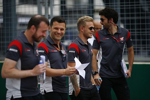 Haas vai usar spotters em quali de GP do Azerbaijão