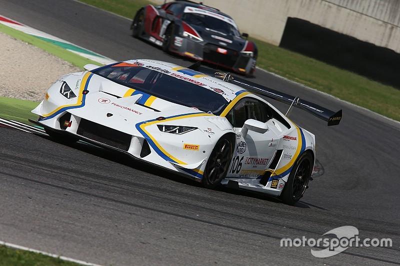 Super GT Cup-GT Cup: doppia pole della Vincenzo Sospiri Racing