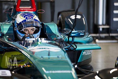 "Filippi: ""Sfrutterò l'esperienza fatta sui tracciati IndyCar!"""