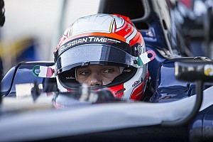 FIA F2 Breaking news F2 race winner Ghiotto signs with Campos