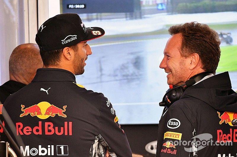 Red Bull lo intentó todo para retener a Ricciardo