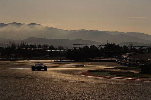 Galería: los últimos kilómetros de la pretemporada de F1