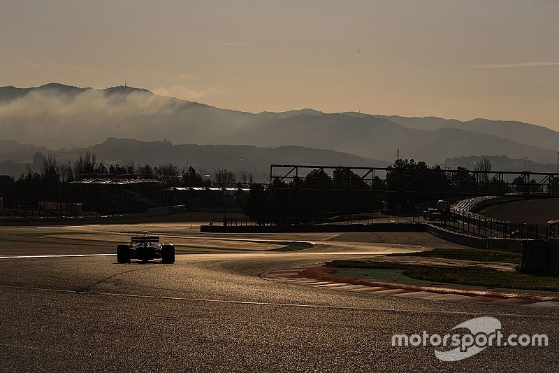 Jadwal pengujian ban F1 2017 diumumkan
