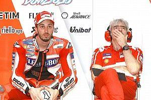 Dovizioso: Ducati masih kehilangan sesuatu