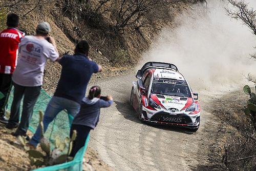 Deuxième défi sur terre pour la Toyota Yaris WRC