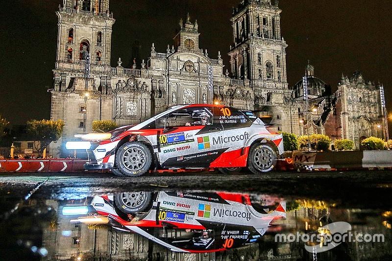 """WRC in Mexiko: """"Höhere Gewalt"""" führt zu Ausfall von 2 Prüfungen"""