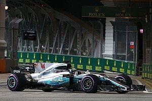 Mercedes no se arrepiente de su distancia entre ejes