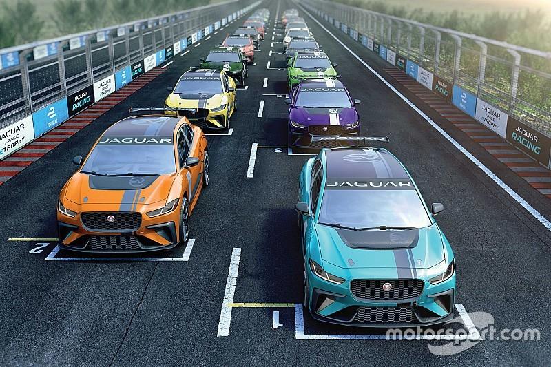 Un monomarca Jaguar per accompagnare la Formula E
